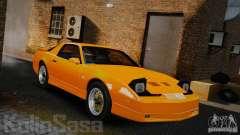 Pontiac Firebird Trans Am GTA 1987 [EPM] for GTA 4