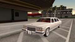 Cadillac Fleetwood Limousine 1985