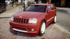 Jeep Grand Cherokee for GTA 4