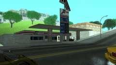 New Xoomer. new gas station.