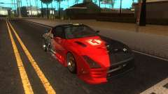 Toyota Supra Evil Empire for GTA San Andreas