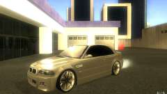 BMW M3 E46 V.I.P for GTA San Andreas