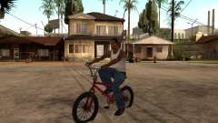 X-game BMX for GTA San Andreas