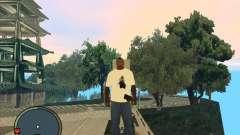 Bleach t-shirt for GTA San Andreas
