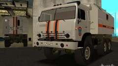KAMAZ MES version 2 for GTA San Andreas