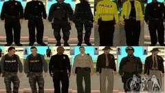 Pak skins LAPD