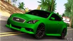 Infiniti IPL G Coupe 2012 for GTA San Andreas