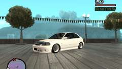 Honda Civic EK9 JDM for GTA San Andreas