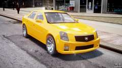 Cadillac CTS Taxi for GTA 4
