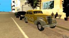 Ford DeLuxe Fordor Sedan V8 1938 for GTA San Andreas