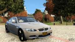 BMW M3 E92 2008 v1.0 for GTA 4