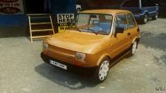 Fiat 126p FL Polski 1994 Wheels 2 for GTA 4