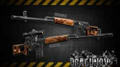Dragunov sniper rifle v 1.0