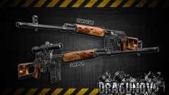 Dragunov sniper rifle v 1.0