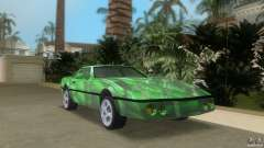 Reptilien banshee for GTA Vice City