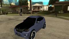 BMW X6 M HAMANN for GTA San Andreas