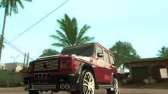 Mercedes Benz G500 A_R_T for GTA San Andreas