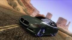 Maserati Quattroporte Sport GT V1.0 for GTA San Andreas