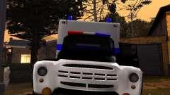 ZIL 130 Police