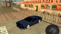 Delorean DMC-12 Drift for GTA San Andreas