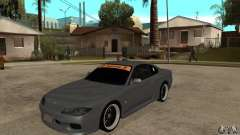 Nissan Silvia S15 JDM for GTA San Andreas