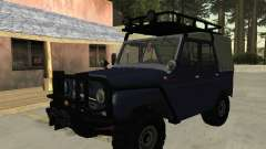 UAZ 31512 for GTA San Andreas