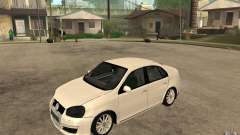 Volkswagen Jetta 2008 for GTA San Andreas