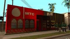 Shop MTS and Beeline for GTA San Andreas