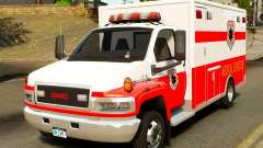 GMC C5500 Topkick Ambulance