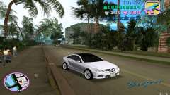 Mercedes-Benz E Class Coupe C207 for GTA Vice City