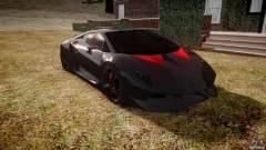 Lamborghini Sesto Elemento 2011 for GTA 4