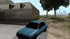 BMW M3 E30 323i street for GTA San Andreas