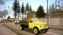 GAZ 51 Assinizator for GTA San Andreas