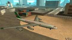 Cyber Warrior Plane for GTA San Andreas