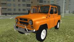 UAZ 31512 Oliva for GTA San Andreas
