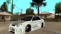 Subaru Impreza Tunned