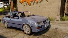 Ford Sierra RS500 Cosworth 1987 for GTA 4