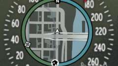Speedometer IV (Skin 8) for GTA 4