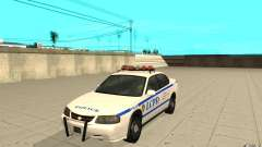 Police Patrol from GTA 4