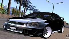 Subaru Impresa WRX light tuning for GTA San Andreas