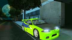 Mitsubishi Eclipse GS-t for GTA San Andreas