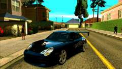 Porsche GT3 SuperSpeed TUNING for GTA San Andreas