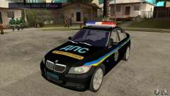BMW 3 Series DPS for GTA San Andreas