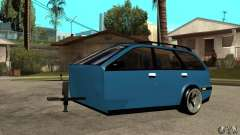 Trailer for the Volvo V40 for GTA San Andreas