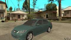 Honda Civic 2005 for GTA San Andreas