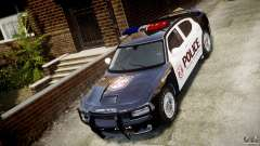 Dodge Charger SRT8 Police Cruiser for GTA 4