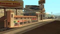 New street Mulholland for GTA San Andreas