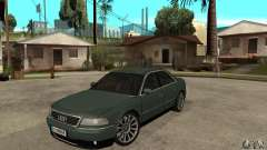 Audi A8 Long 6.0 2000 for GTA San Andreas