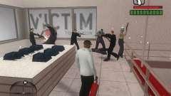 Gangs mod for GTA San Andreas