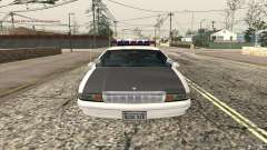 Chevrolet Caprice Police for GTA San Andreas